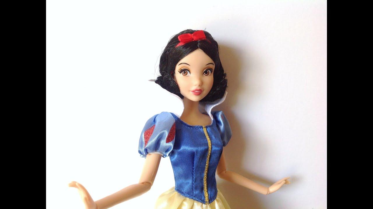 Кукла Ариэль Дисней - купить принцессу Дисней - YouTube