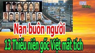 13 Th,i,ế,u n,i,ê,n gốc Việt l,i,ê,n qua,n n,ạ,n b,u,ô,n ng,ư,ờ,i ở hải ngoại