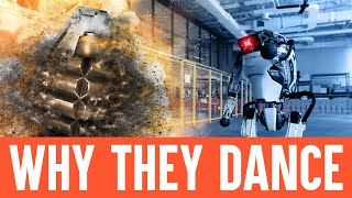 Download What They Don't Want You To See. Boston Dynamics and AI.