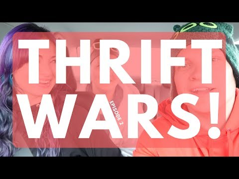 THRIFT STORE WARS ep.2 - $43 into $407! Salvation Army Haul | RALLI ROOTS