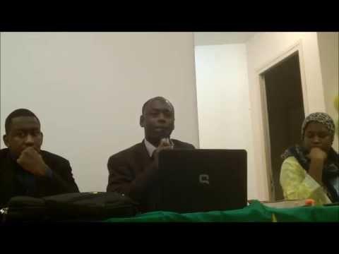 M. Abdoulaye DIAGANA AJMF 29-11-2015 عبد الله دياكانا