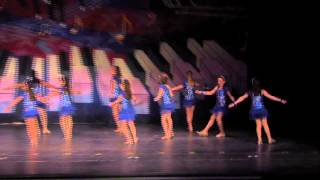 Crazy Rhythm - Level 5 tap dance
