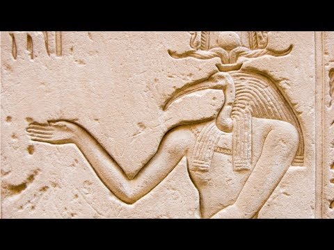 Priests of Thoth discovered with a message from the 'AFTERLI