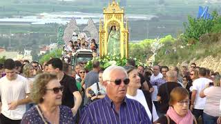 Maestrat Tv - Quinquenals Alcanar 2019 - Sortida popular en romeria fins a l'Ermita del Remei