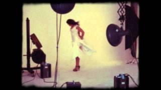 Maxim Marmur shooting in a studio