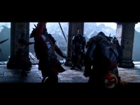 Assassins Creed: Revelations — расширенный трейлер с Е3 на русском