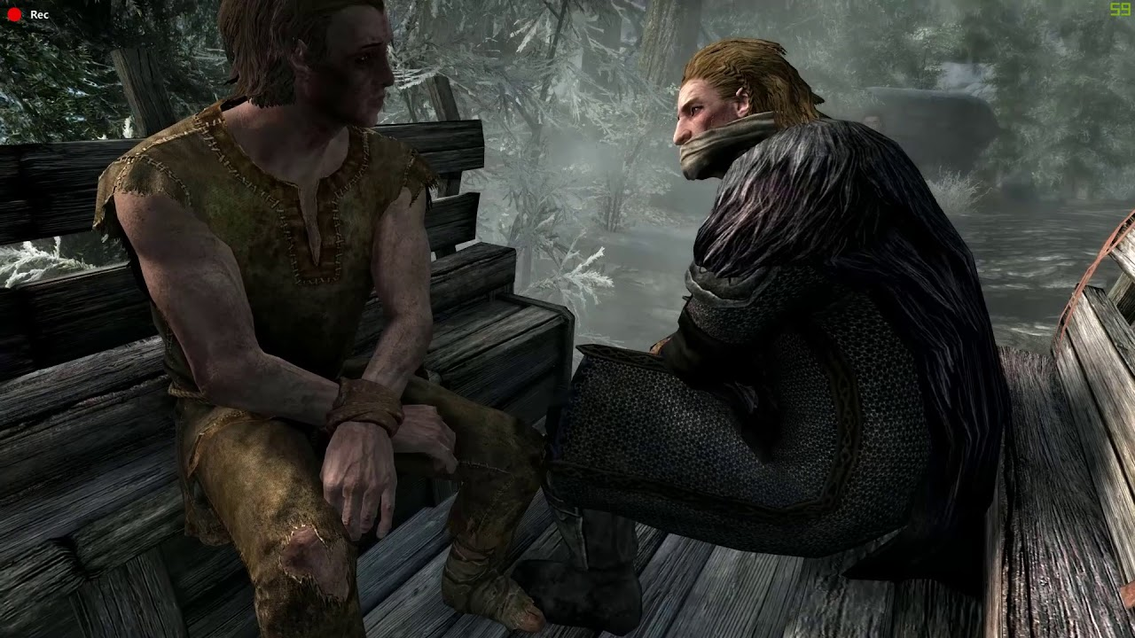 playing skyrim special edition 3 days free from steam part I