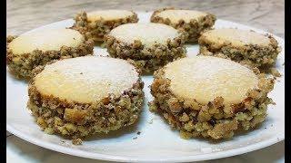 Печенье Альфахорес (Пирожные) / Alfajores Cookies Recipe / Аргентинское Печенье (Нежное и Вкусное)