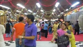 Navaratri 2009 at Divya Dham Mandir NY- 9