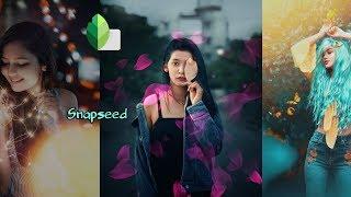 Snapseed App_ Amazing Bokeh Effect Editing Tricks