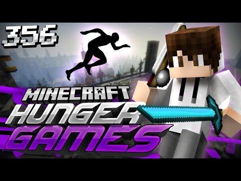 Minecraft Hunger Games: Game 356 - I'M A RUNNER?