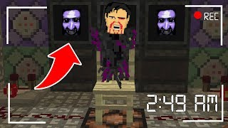 Do NOT Play The Most CREEPY WORLD in Minecraft Pocket Edition at 3:00 AM!!!