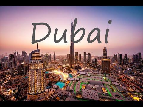 Dubai, Palm Jumeirah, Dubai Creek Tower, Dubai City, Dubai Burj Khalifa, UAE 8K