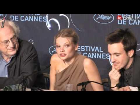 La Princesse de Montpensier Cannes Press Conference