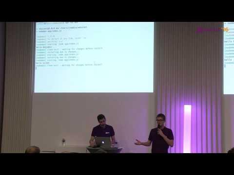 XebiCon'16 : NodeJS x Craftsmanship - Comment faire un projet dans les règles de l'art.
