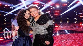 'The Voice' finale: Chevel Shepherd wins Season 15