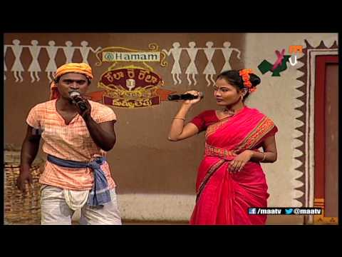 Rela Re Rela 1 Episode 6 : Sivanagulu and Sunitha Performance