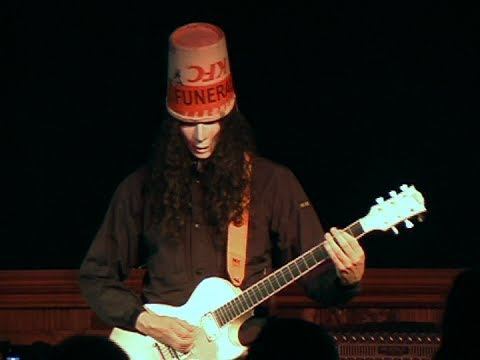 Buckethead: 20th Century Theatre - Cincinnati, OH 2005-11-03