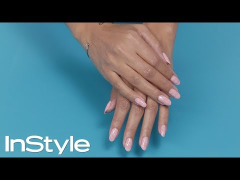 Nail Art Know How: Rose Quartz   InStyle