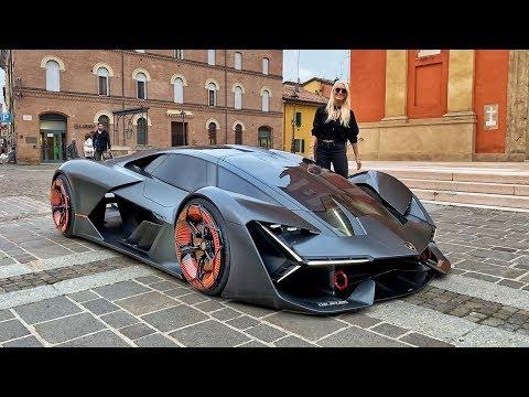 Lamborghini from the Future!