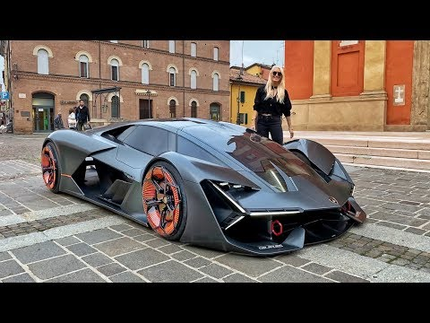 Lamborghini from the Future!