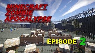 Keine Zuflucht - No Mercy - Minecraft Zombie Apocalypse [ST:1 E:2] [DE]