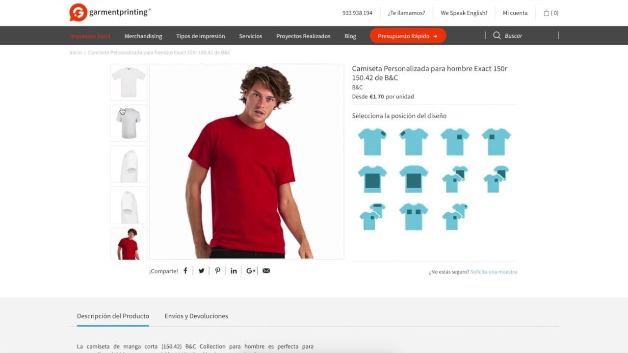 venta reino unido proporcionar una gran selección de estilo máximo Cómo crear tus camisetas personalizadas