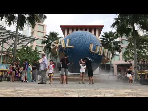 Universal Studio Singapore Globe