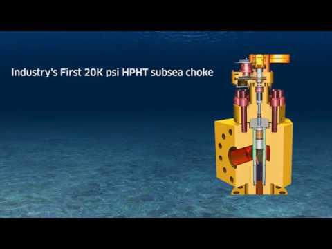 20K HPHT Subsea Choke