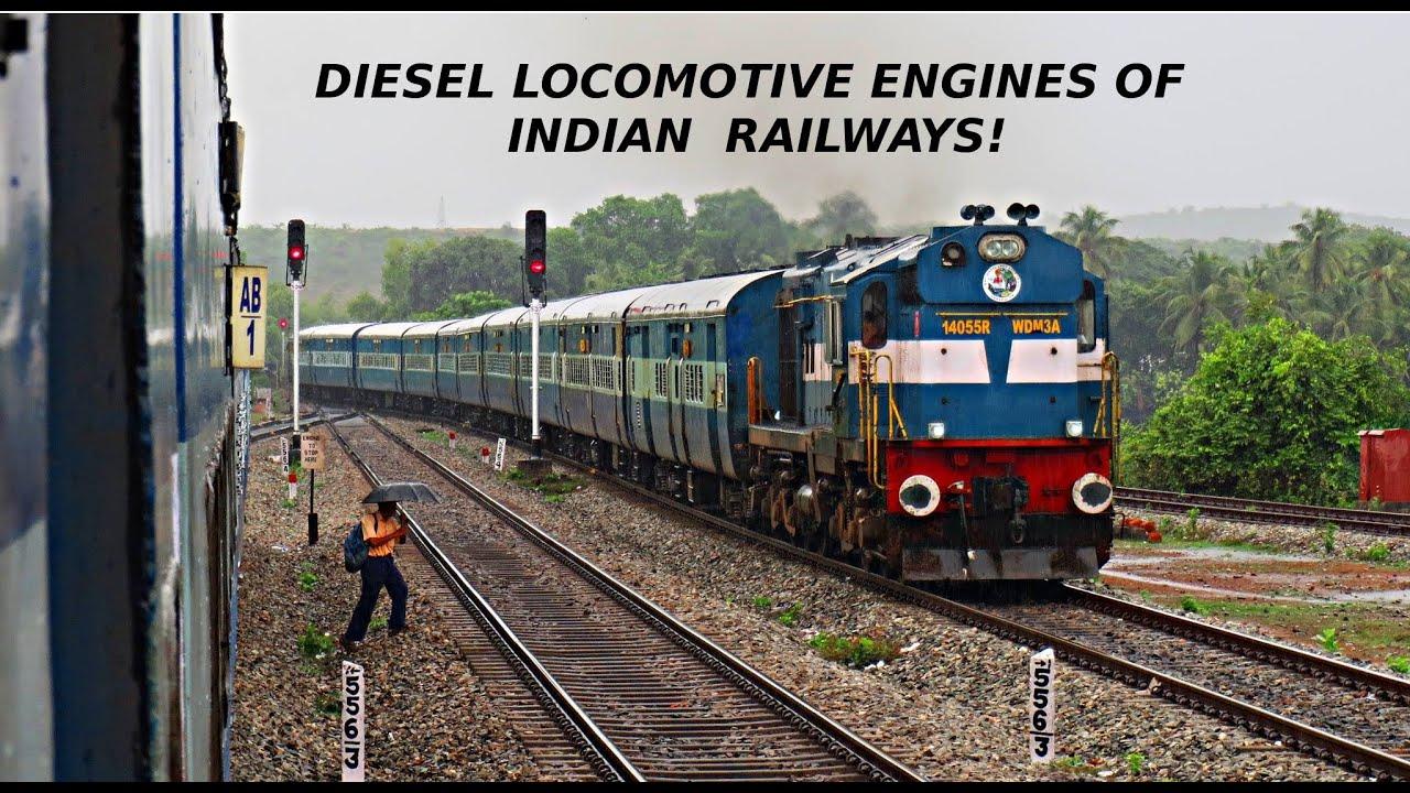 How do diesel locomotives for Railways 100