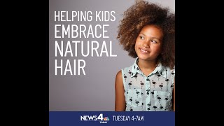 LTHYW Helping Kids Embrace Natural Hair