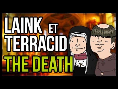 LE CORBEAU CASSE-COUILLES (The Black Death RP)