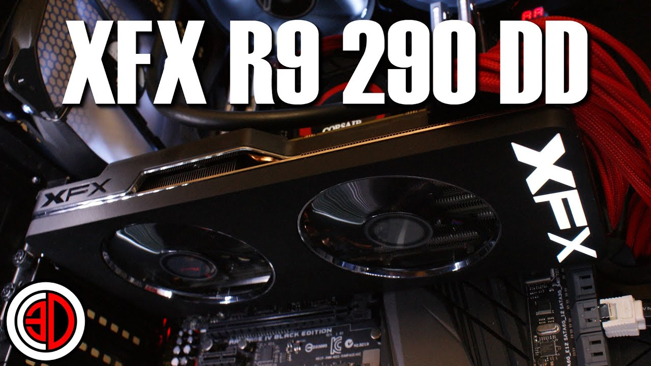 XFX R9 290 Double Dissipation GPU Review