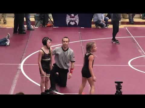 Wyatt final 1st place