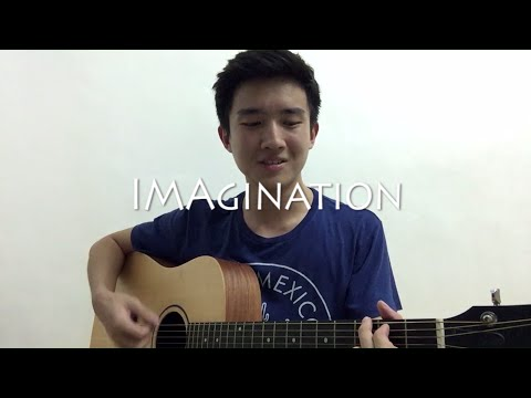 Imagination by Shawn Mendes - Acoustic Cover by ZhenYu