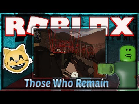 Patched Roblox Hack Script Those Who Remain Unlimited