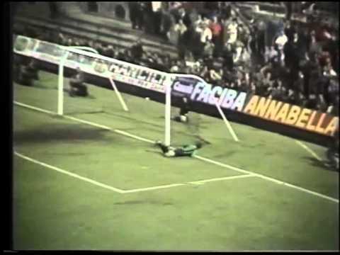 12 maggio 1982, Milan vs Vitkovice 3 0