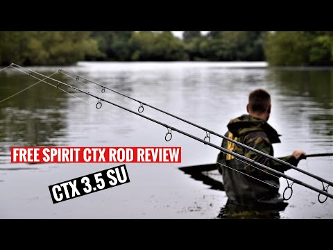 Free Spirit CTX 12ft 3.5 SU Review
