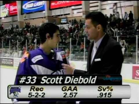 2010 Scouting with the Tri-City Storm Hockey Game