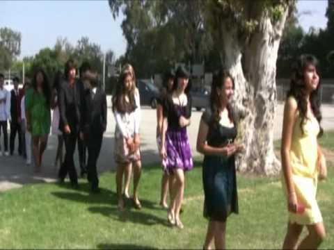 Cecil B. DeMille Middle School. (Promotion 2010)