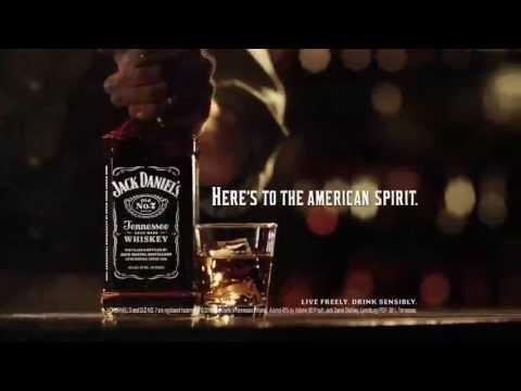 Jack Daniels patriotic commercial
