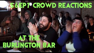 GAME OF THRONES S6E07 Reactions at Burlington Bar /// BLACKFISH - THE WAIF - LADY MORMONT \\\
