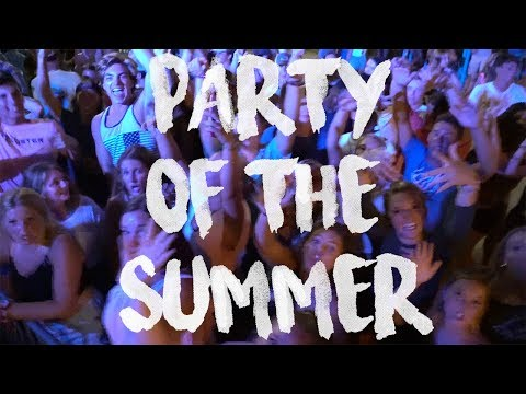 THE BIGGEST PARTY OF THE SUMMER | THE HANGOUT GULF SHORES ALABAMA