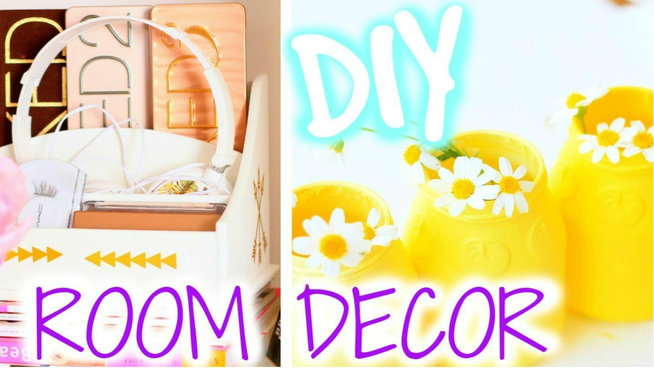 diy facile et pas cher fran ais room decor deco. Black Bedroom Furniture Sets. Home Design Ideas
