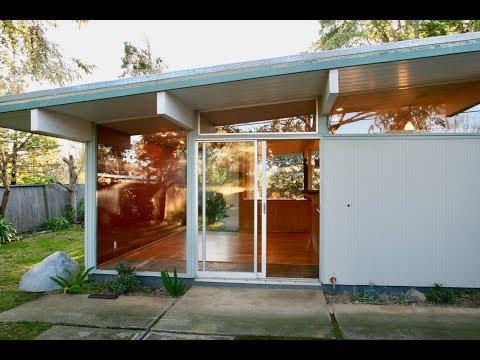 San Mateo Eichler Home For Rent