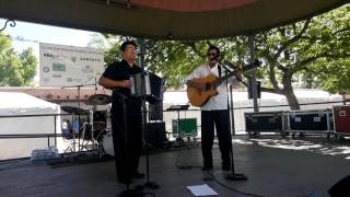 2017 Santa Fe Spanish Market | David Garcia and Jeremiah Martinez - Espanola Valley