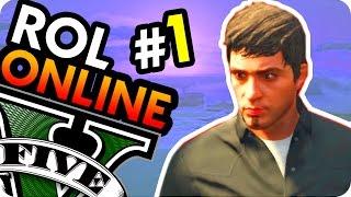 GTA V ROLEPLAY - #1 - MI NUEVA VIDA | Grand Theft Auto Online - ROL EN VIVO - Luh
