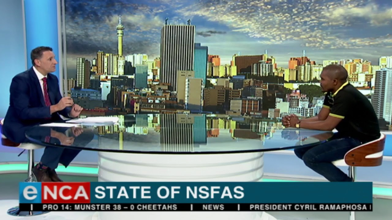 The state of NSFAS