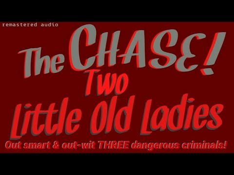 """""""2 Little Old Ladies"""" Create all kinds of trouble for criminals! • [remastered] • Best of The CHASE!"""