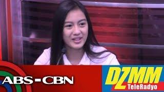 DZMM TeleRadyo: Inspirasyon sa lansangan: Estudyante, 18, nagtuturo ng mga batang-kalye